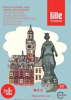 Plan centre & visites Printemps / été 2017
