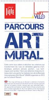 Parcours art mural