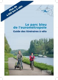 Parc bleu Eurométropole Carte itinéraires vélo