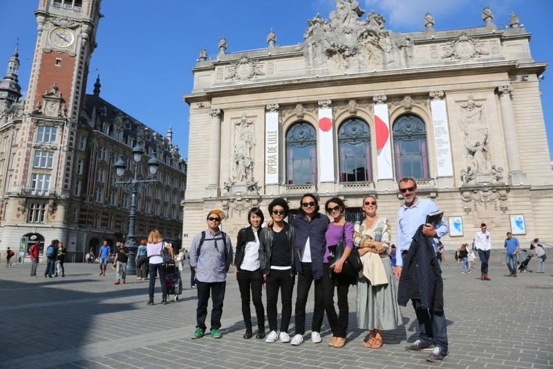 Één dag in Lille