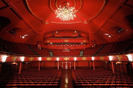 Salles de spectacles