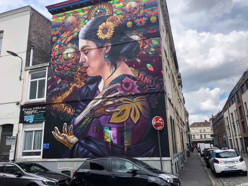 Le street art