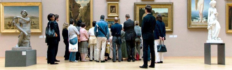 Visite guidée © Palais des Beaux-Arts de Lille, photo Iovino