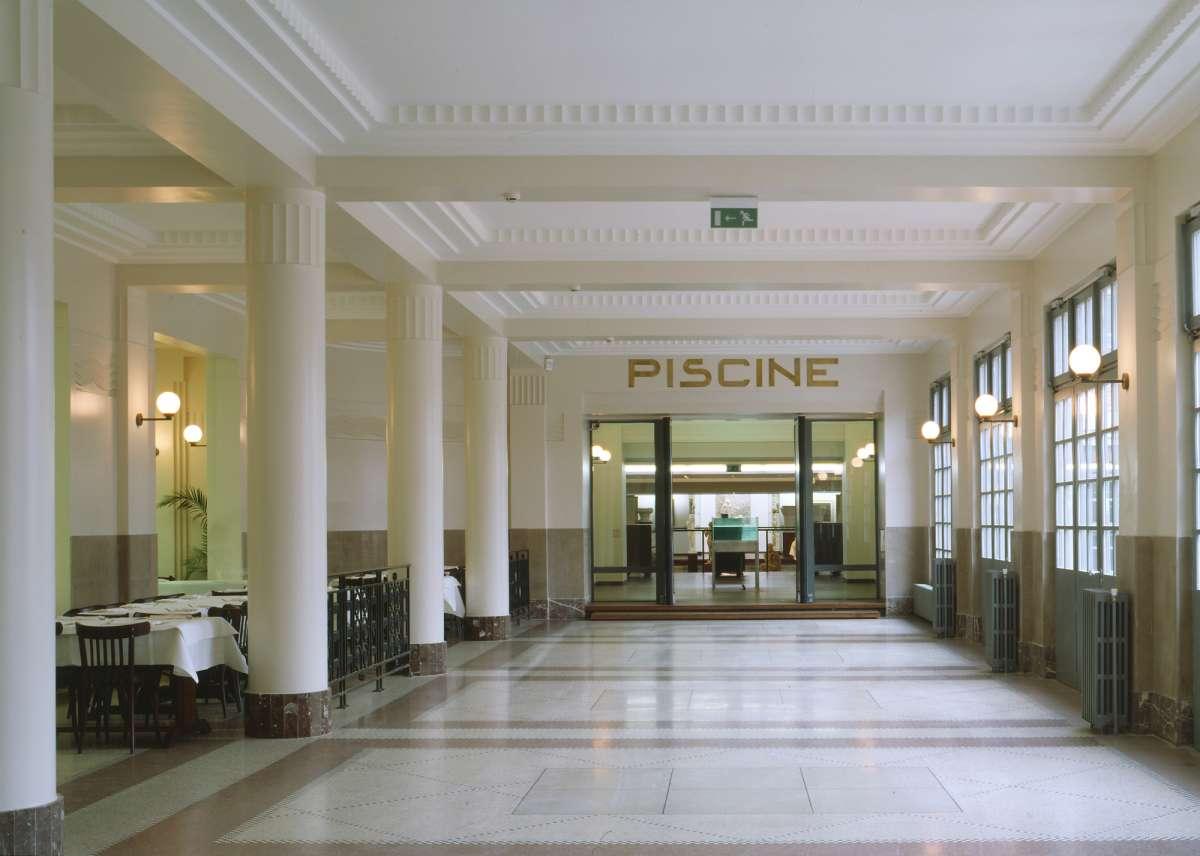 Mus e la piscine roubaix for Piscine collective