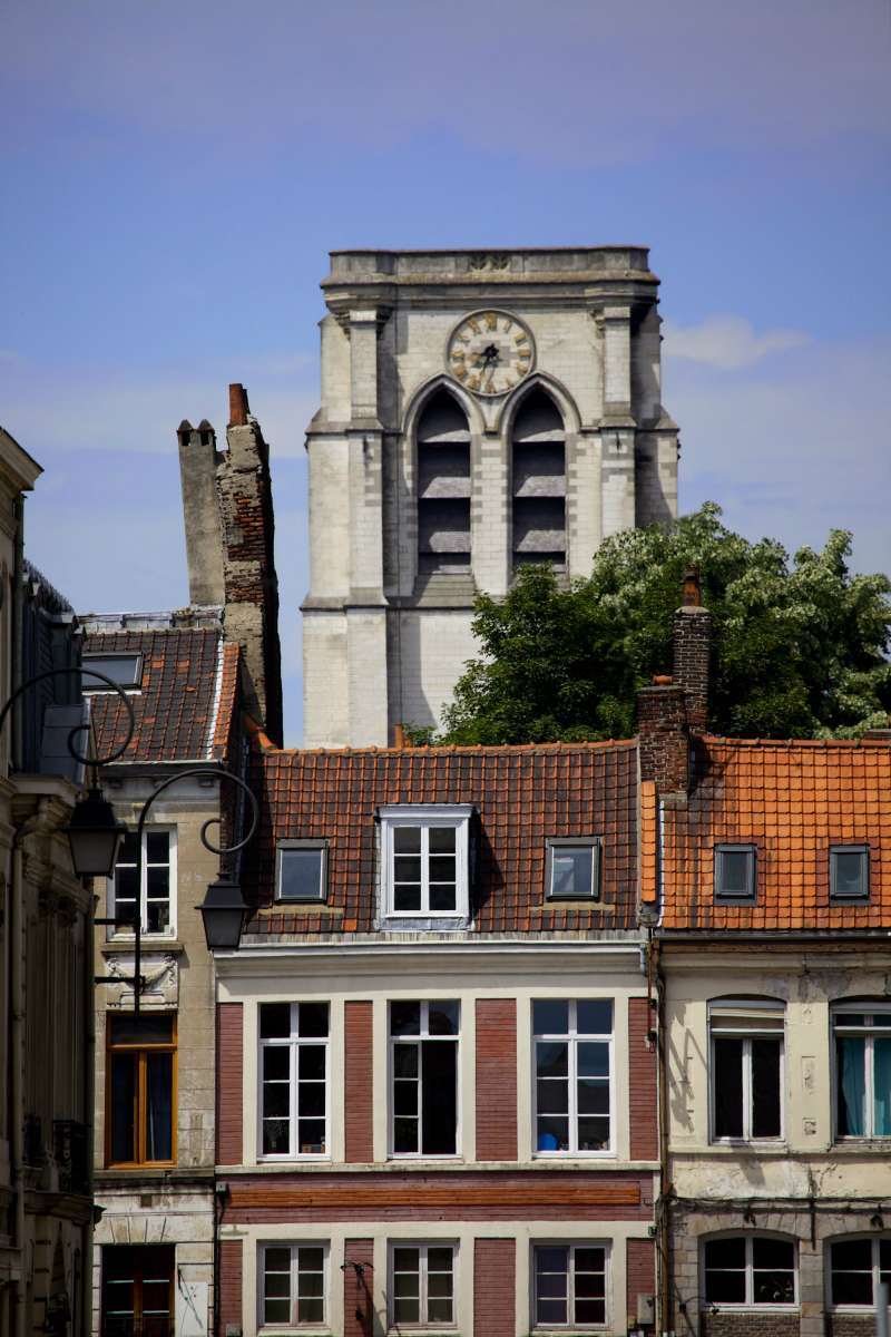 Restaurant Vieux Lille Terrasse