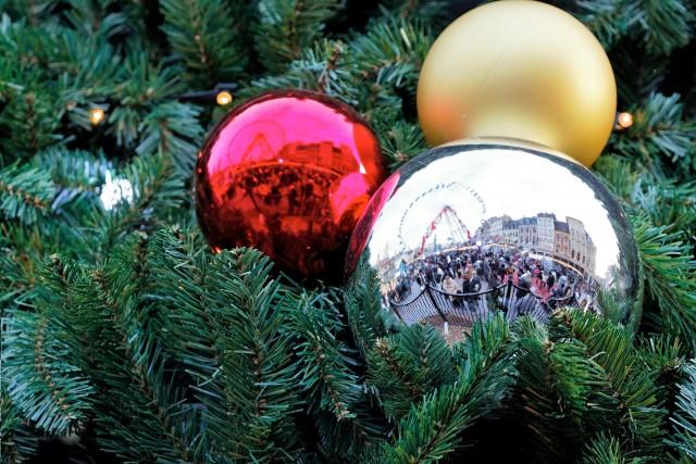 Marché de Noël ©Laurent Ghesquiere