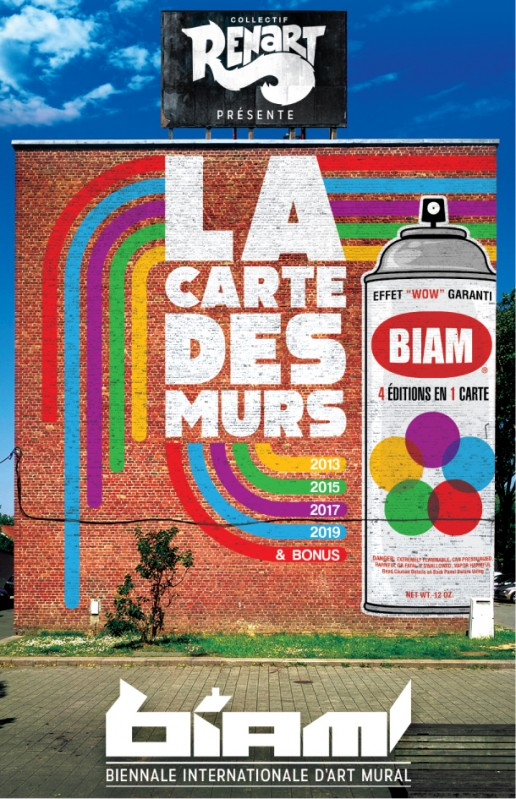 lille, lilletourism, hellolille, street art, street art lille, visiter lille, collectif renart, biam, biam lille