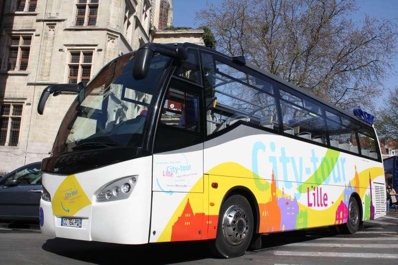 CITY TOUR de Lille