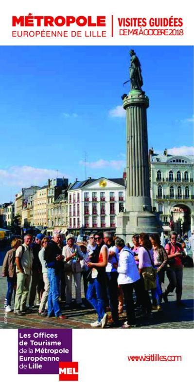 Agenda des visites guid es de lille office de tourisme - Office tourisme strasbourg visites guidees ...