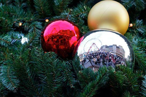 Details Christmas market
