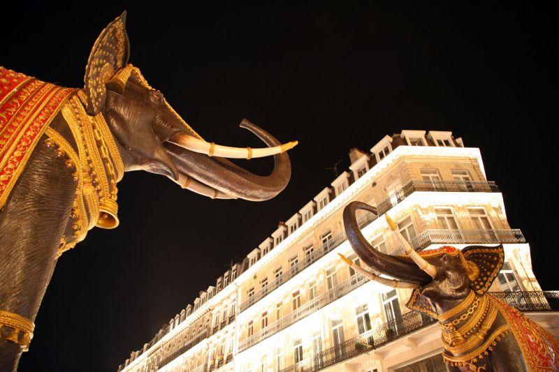 lille3000 - Bombaysers de Lille - Élephants