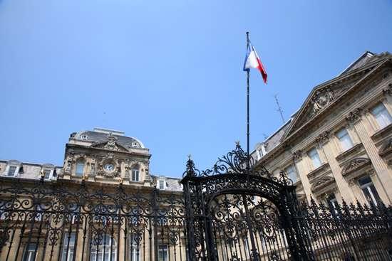 Préfecture - place de la République - Lille