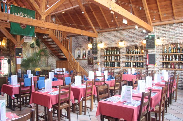 Restaurant Avec Terrasse Wasquehal