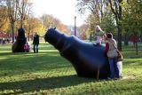 sculptures parc jean baptiste lebas