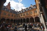lille, vieille bourse, vieille bourse de lille, bourse, bourse de lille, destree, julien destree, grand place lille, place du general de gaulle