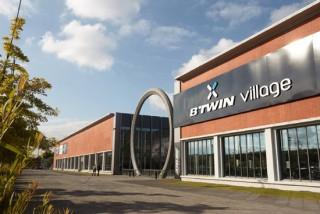 lille, btwin village, btwin village lille, decathlon, villeneuve d'ascq, magasins sport lille
