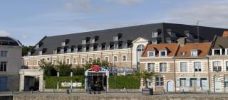 Hôtel Alliance Couvent des Minimes - Vieux Lille - 17 quai du Wault