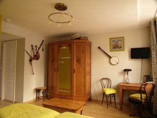 lille, chambre d'hôte, au troubadour, hellemmes