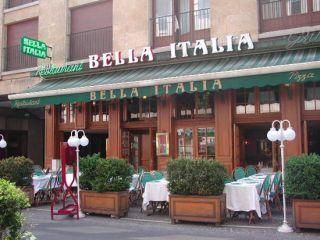 lille, restaurant lille, manger italien à lille, restaurant italien lille, bella italia, bella italia lille