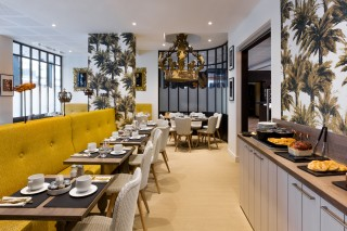 lille, restaurants lille, manger à lille, restaurant ma reine lille, arbre voyageur, arbre voyageur lille, hotel restaurant lille