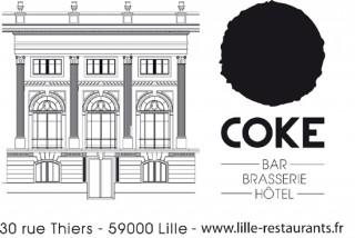 lille, hotels lille, lille hotel, coke, coke lille, restaurant coke lille