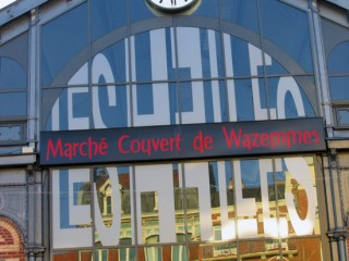 lille, wazemmes, marché de wazemmes, marchés de lille, les halles de wazemmes