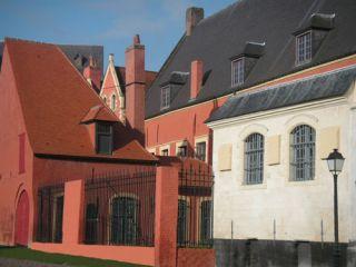 lille, Vieux Lille, Hospice Comtesse, Hospice Comtesse Lille, mus�e de l'hospice comtesse, vieille ville lille, mus�es lille, mus�e lille