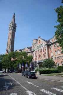 lille, Beffroi de l'Hôtel de Ville de Lille, beffroi de lille, unesco, mairie, mairie de lille, clocher de lille, aubry, martine aubry