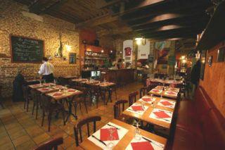 lille, restaurants lille, manger à lille, l'arc lille, restaurant italien lille, la fossetta lille
