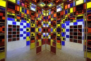 Lille, Villeneuve d'Ascq, Lam, mus�e d'art moderne, L�ger, Modigliani, Picasso, Daniel Buren