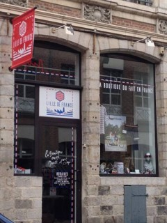 lille, commerce lille, shopping lille, lille de france, boutique vieux lille, shopping vieux lille, la chaussette française