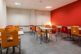 HOTEL PREMIERE CLASSE SALLE PETIT DEJEUNER