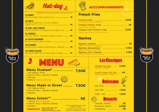lille, restaurant lille, manger a lille, made in street lille