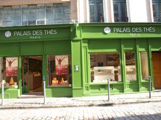 lille, shopping lille, commerces lille, le palais des thés lille, palais des thés lille, vente de thés lille