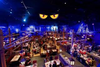 lille, neuville en ferrain, restaurant neuville en ferrain, manger à lille, pirates paradise