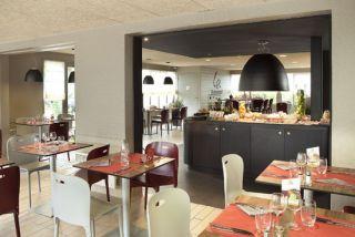 lille, restaurants lille, lille restaurants, grill, hotel restaurant, campanile