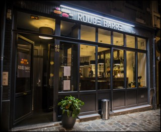 lille, restaurant lille, manger à lille, rouge barre, rouge barre lille, steven ramon, ramon lille, top chef