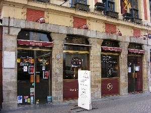 lille, restaurants lille, lille restaurants, brasserie, la cloche