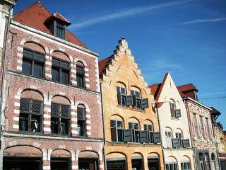 Place Louise de Bettignies Vieux Lille