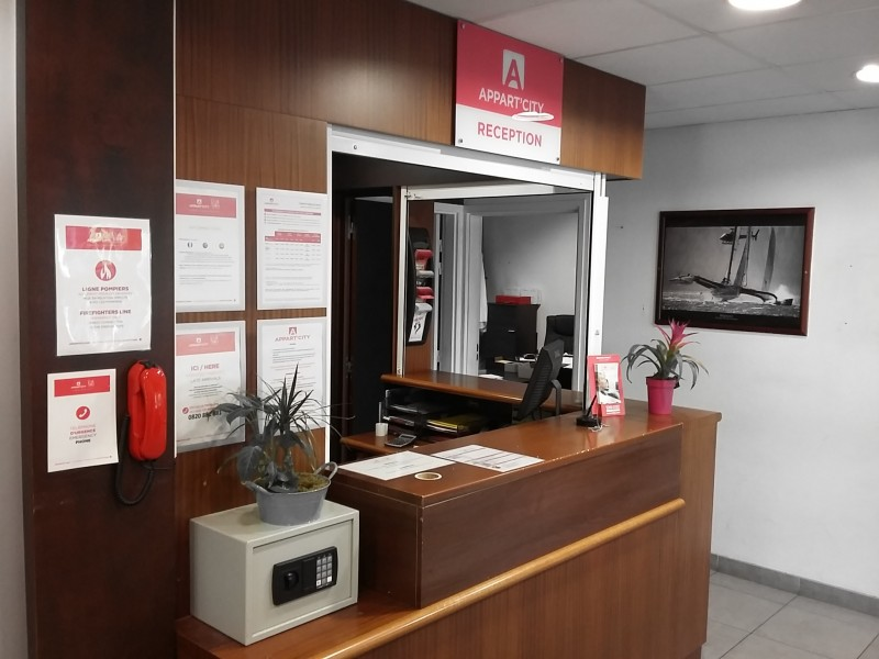Hotel APPART CITY LILLE GRAND PALAIS | Hotel 3 Star LILLE | Hotel With  Car Park/Garage, Internet, Access For Disabled People