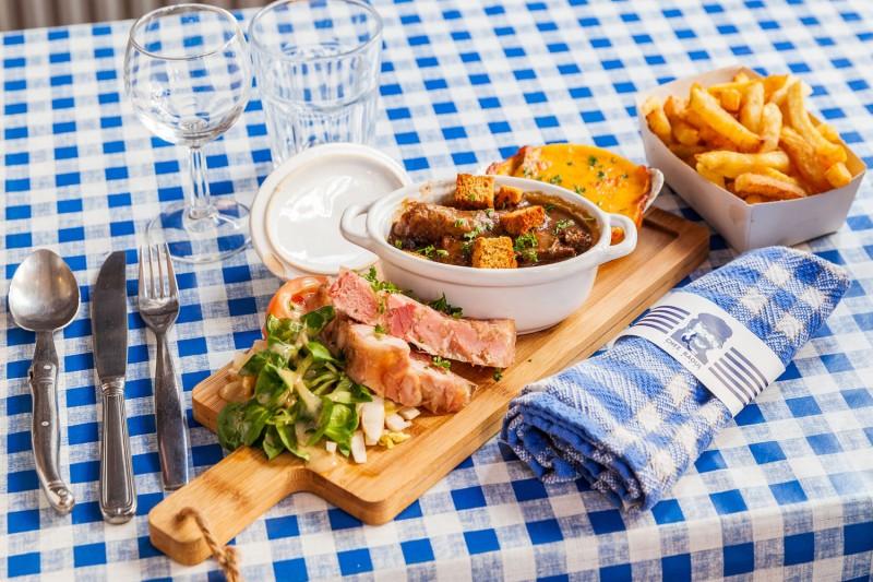 lille, restaurant lille, manger à lille, chez raoul, estaminet chez raoul lille, restaurant vieux lille, cuisine régionale lille, raoul de godewaersvelde