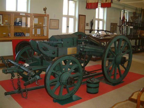 Musée des canonniers