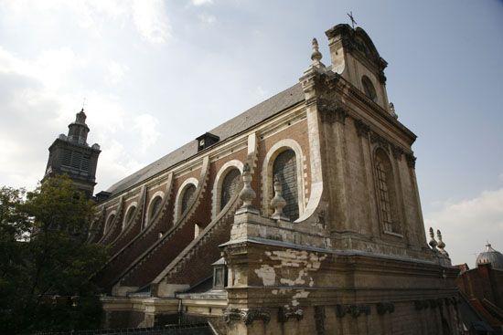 Eglise Saint Etienne Lille