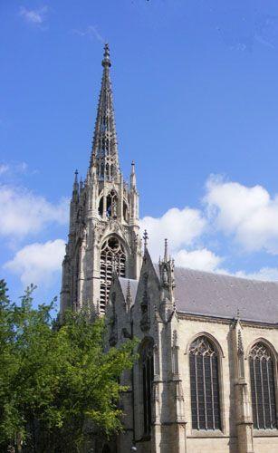 Eglise Saint-Maurice Lille