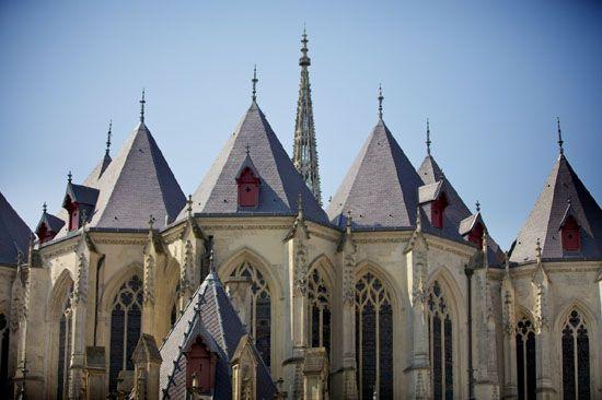 Eglise Saint Maurice Lille