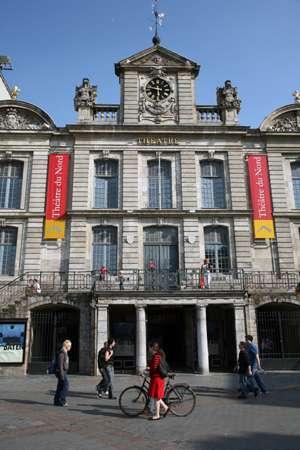 La grand 39 place lille office de tourisme et des congr s - Office du tourisme et des congres du grand lyon ...