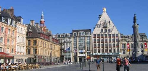 La Grand Place Lille Office De Tourisme Et Des Congrès