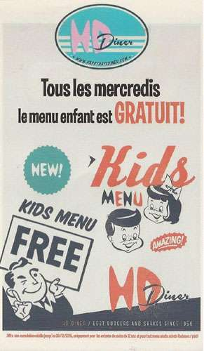 lille, restaurant lille, manger à lille, hd diner, hd diner lille