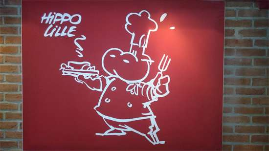 lille, restaurant lille, manger à lille, hippopotamus, hippopotamus lille, restaurant lille centre