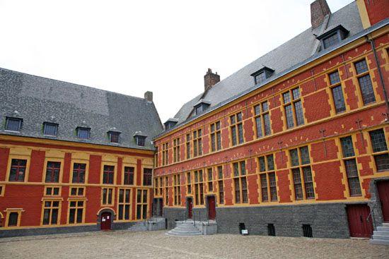 lille, vieux lille, lille ancien, briques, brique, îlot comtesse, comtesse, hospice comtesse, jeanne de flandres, comtesse jeanne de flandres